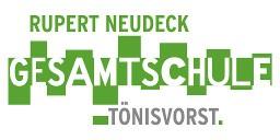 Rupert-Neudeck-Gesamtschule Logo